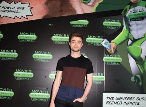 News video: Did You Take A Picture With Spider-Man At Comic-Con? Yeah, That Was Daniel Radcliffe Under There!