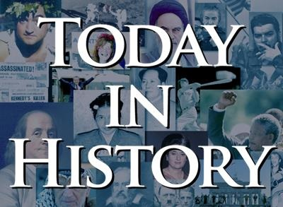 News video: Today in History for July 26th
