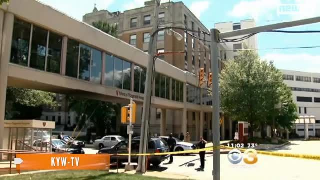 News video: Hospital Shooting High