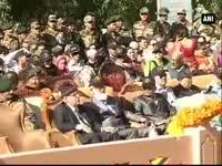 News video: Arun Jaitley, armed forces heads pay tribute to Kargil martyrs at India Gate